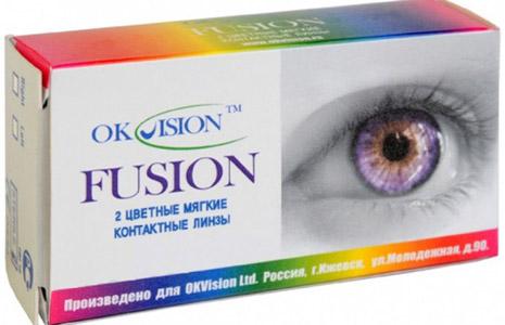 Линзы Fusion