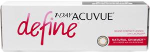 1-Day Acuvue Define Естественное сияние