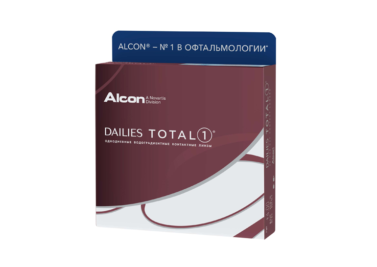 Dailies Total 1 от Alcon