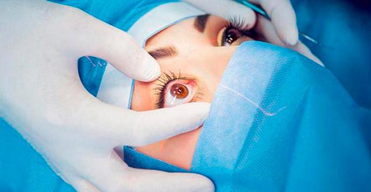 применяется хирургическое вмешательство