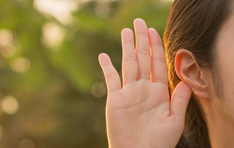 звуковое зрение