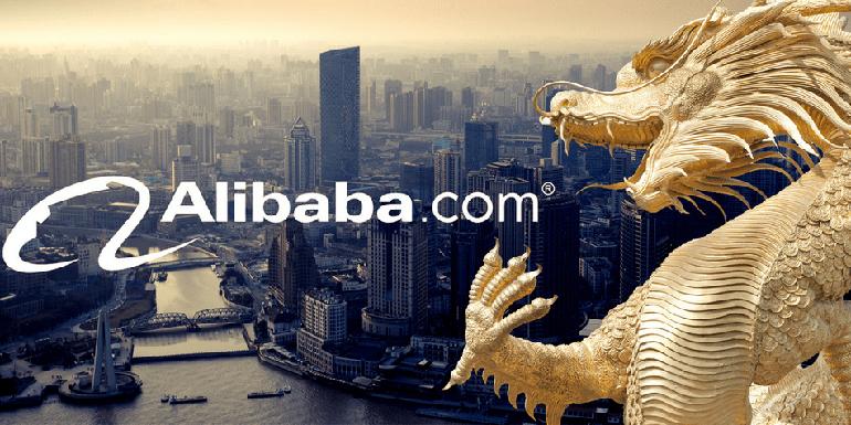 китайская компания-производитель Alibaba