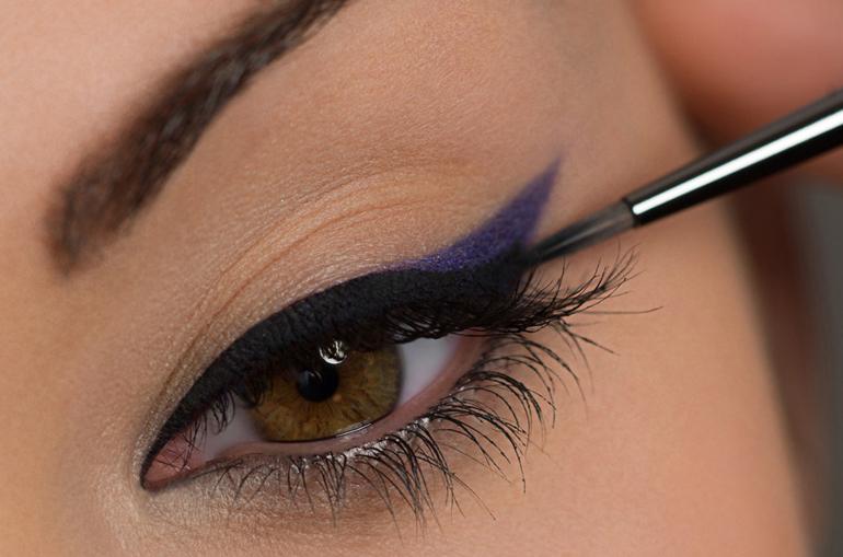 Правильно выполненный макияж