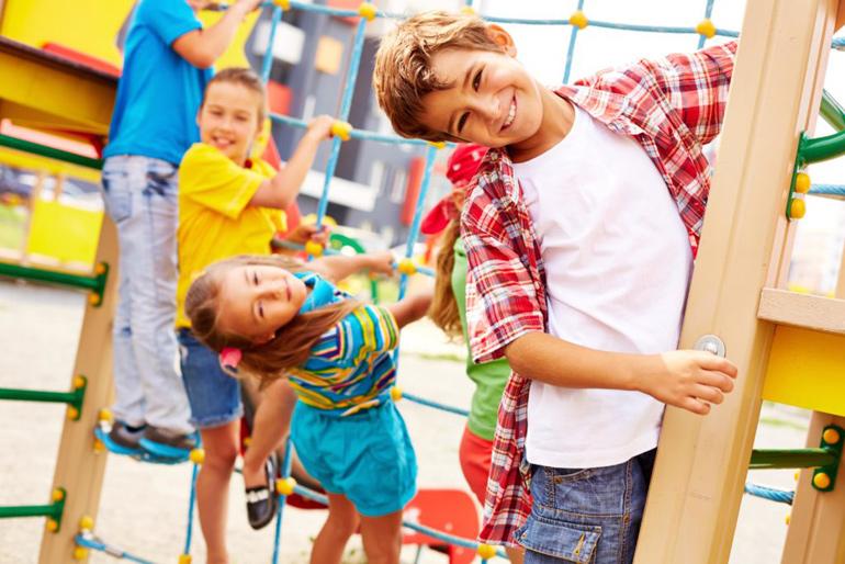 высокая активность у детей