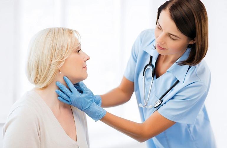 проблемы со щитовидной железой