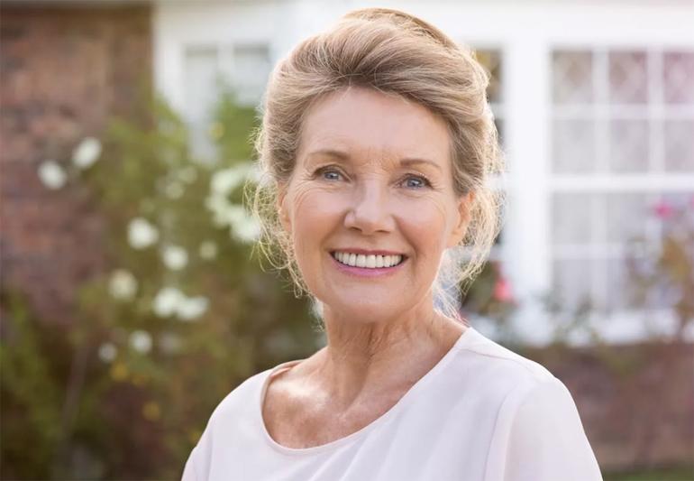 женщины старше 60 лет