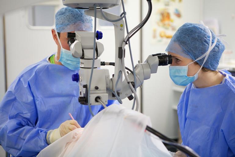 врачи выбирают хирургическую тактику лечения