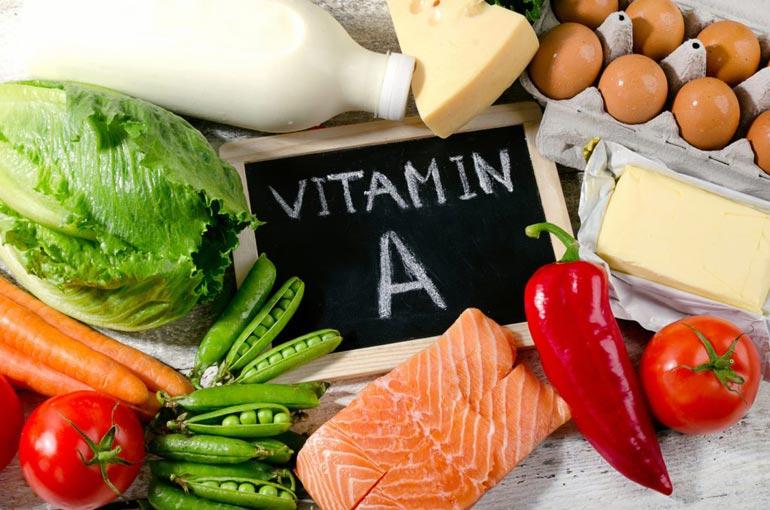нехватка в организме витамина А