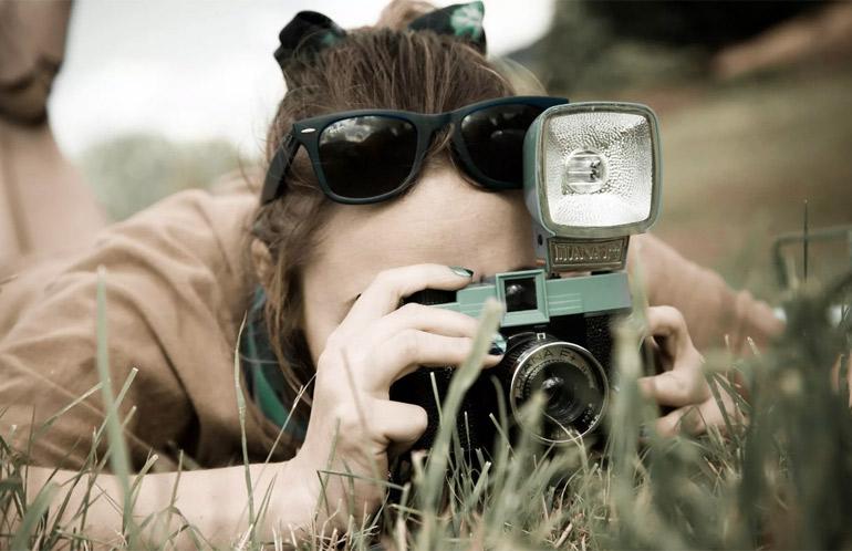 фотографии в очках