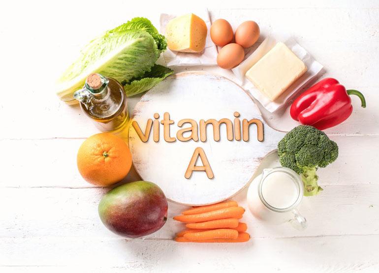 лечение витамином А