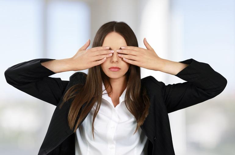 внезапное ухудшение зрительной остроты