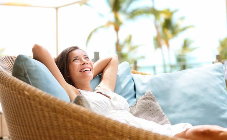 качественный продолжительный отдых