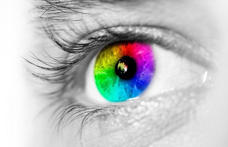 нарушение неспособности различать цвета