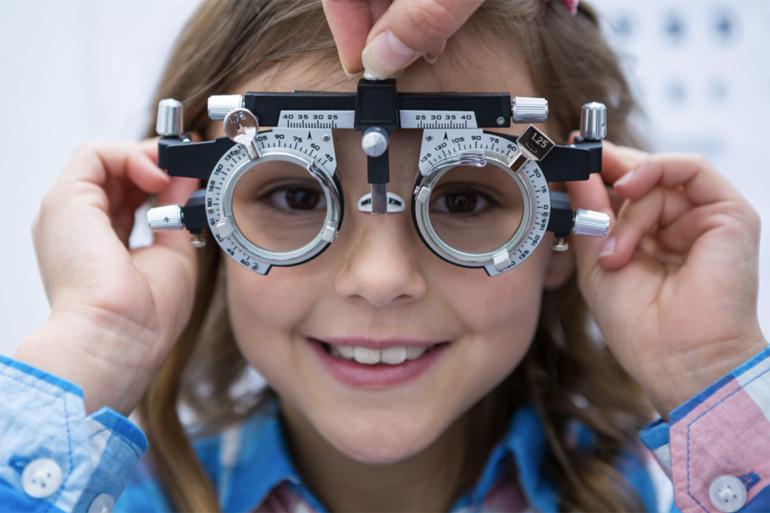 зрительные проблемы ребенка