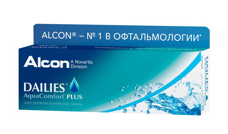 Dailies AquaComfort Plus