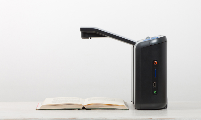 читающая машина для незрячих